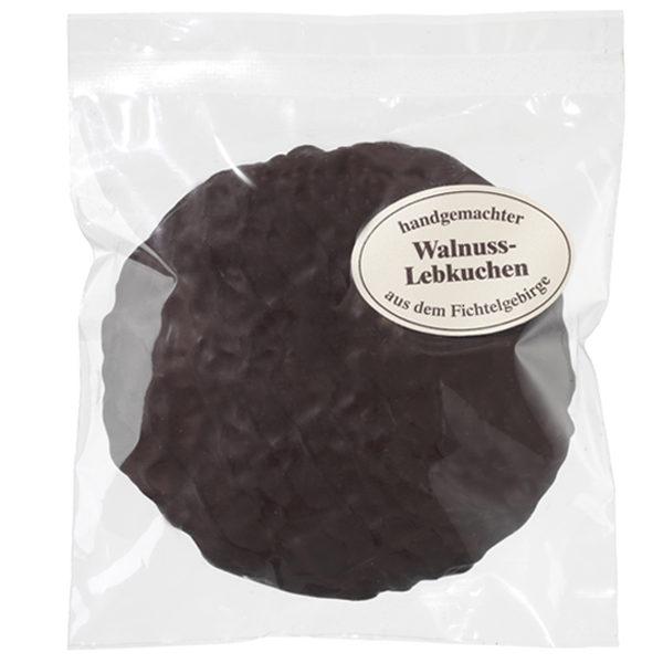 Hatzel 1 Walnuß-Elisen-Lebkuchen, Zartbitter