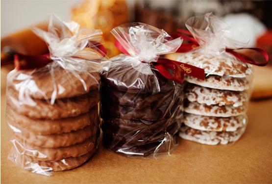 Hatzel Elisen-Lebkuchen verpackt